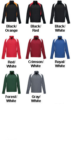 Mens Odin Performance Fleece Pullover - All Colors