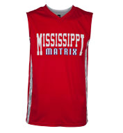 Custom Adult Matrix Basketball Jersey Mens