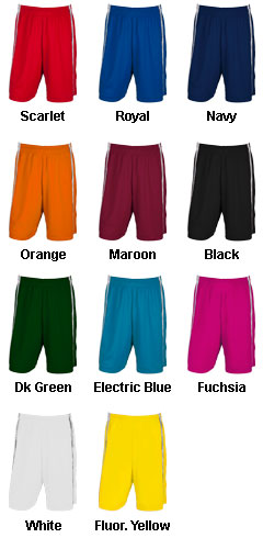 Womens Matrix Basketball Short - All Colors