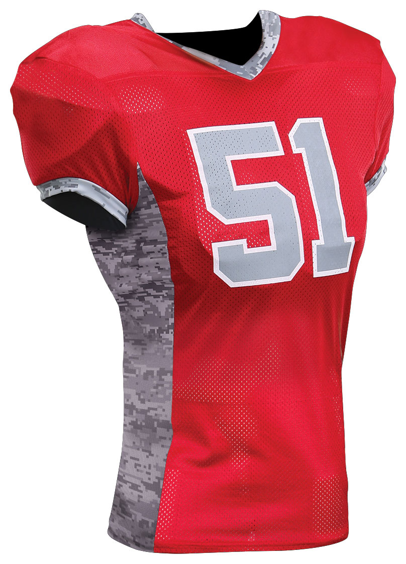 Custom Adult Command Football Jersey