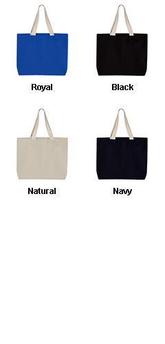 USA Made Jumbo Tote Bag - All Colors