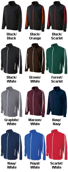 Adult Determination Jacket - All Colors