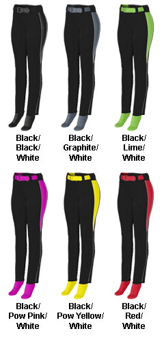 Girls Outfield Pant - All Colors