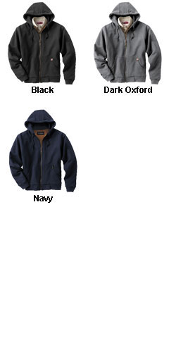 Crossfire Mens Thermal Lined Fleece Jacket - All Colors