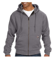 Custom Crossfire Mens Thermal Lined Fleece Jacket
