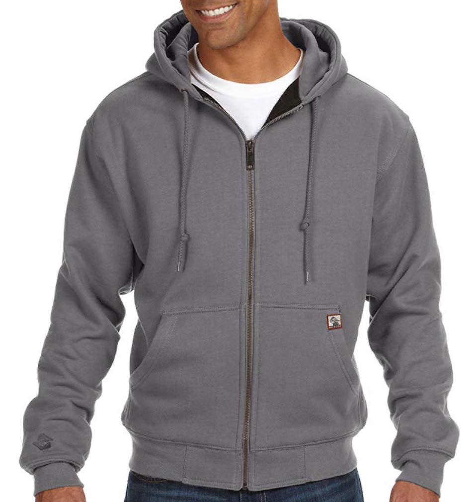 Crossfire Mens Thermal Lined Fleece Jacket