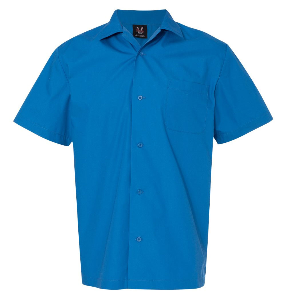 Hilton Adult Solid Camper Shirt