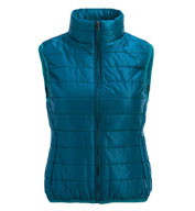 Custom Landway Ladies Ultra Light Puffer Vest