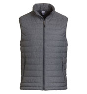 Custom Landway Mens Ultra Light Puffer Vest