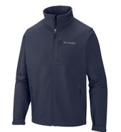 Custom Columbia Mens Ascender™ Softshell Jacket