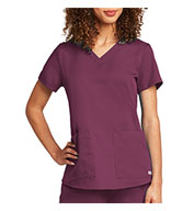 Custom Greys Anatomy™ Ladies V-Neck Scrub Top