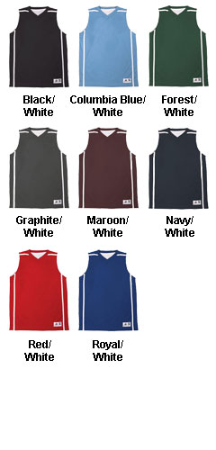 Youth B-Line Reversible Tank - All Colors