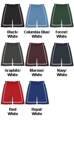 Youth B-Line Reversible Short - All Colors