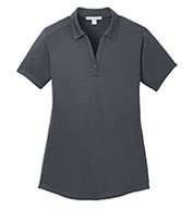 Custom Port Authority® Ladies Diamond Jacquard Polo