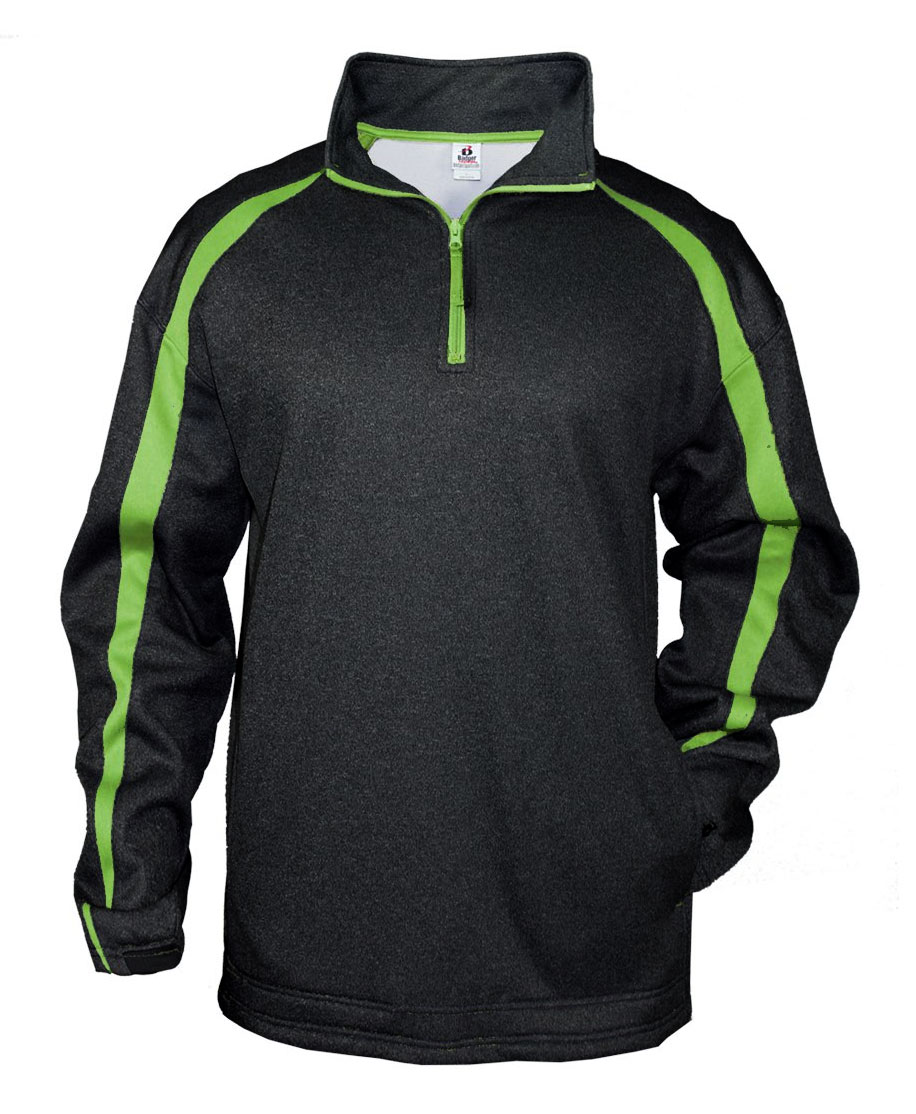 Adult Fusion 1/4 Zip Sweatshirt