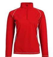 Custom Ladies Mid Baselayer Pullover