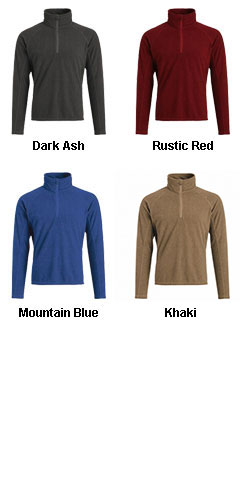 Terramo Fleece Pullover - All Colors