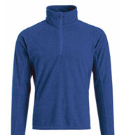 Custom Landway Mens Terramo Fleece Pullover