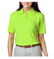 Custom Ladies Value Moisture Wicking Polo