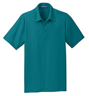 Custom Port Authority® Mens Dimension Polo