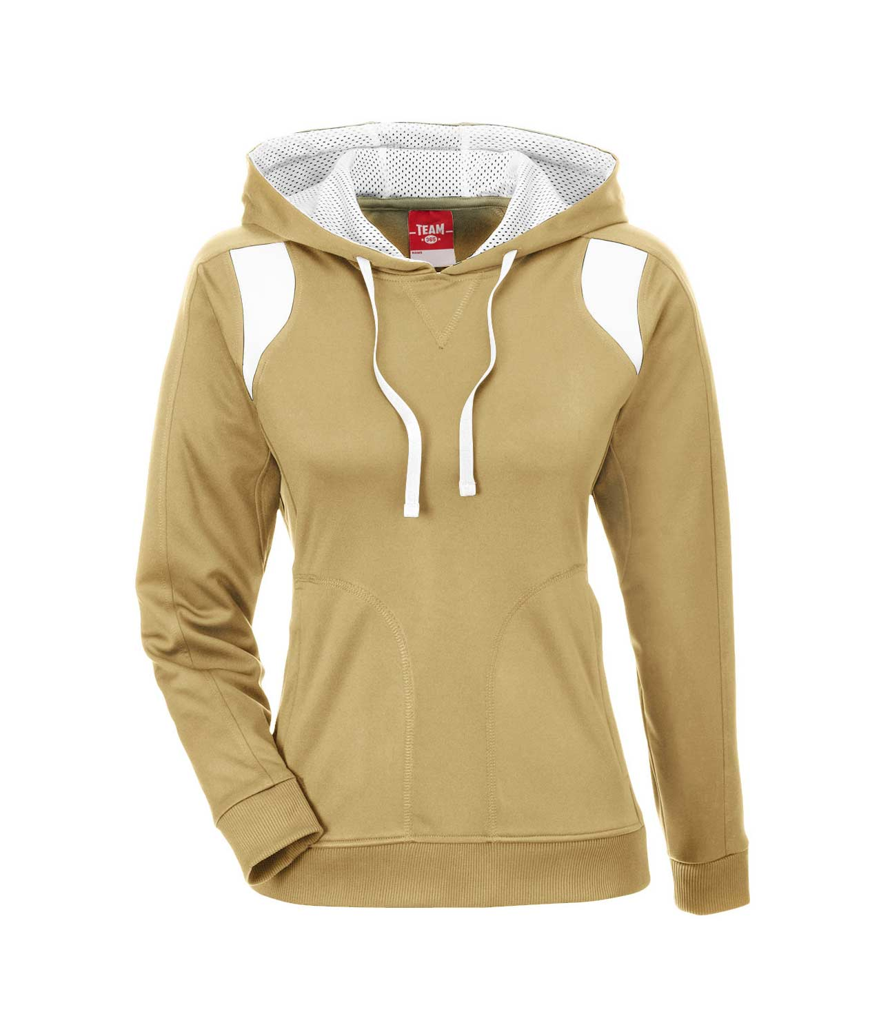 Team 365 Ladies Elite Performance Hoodie