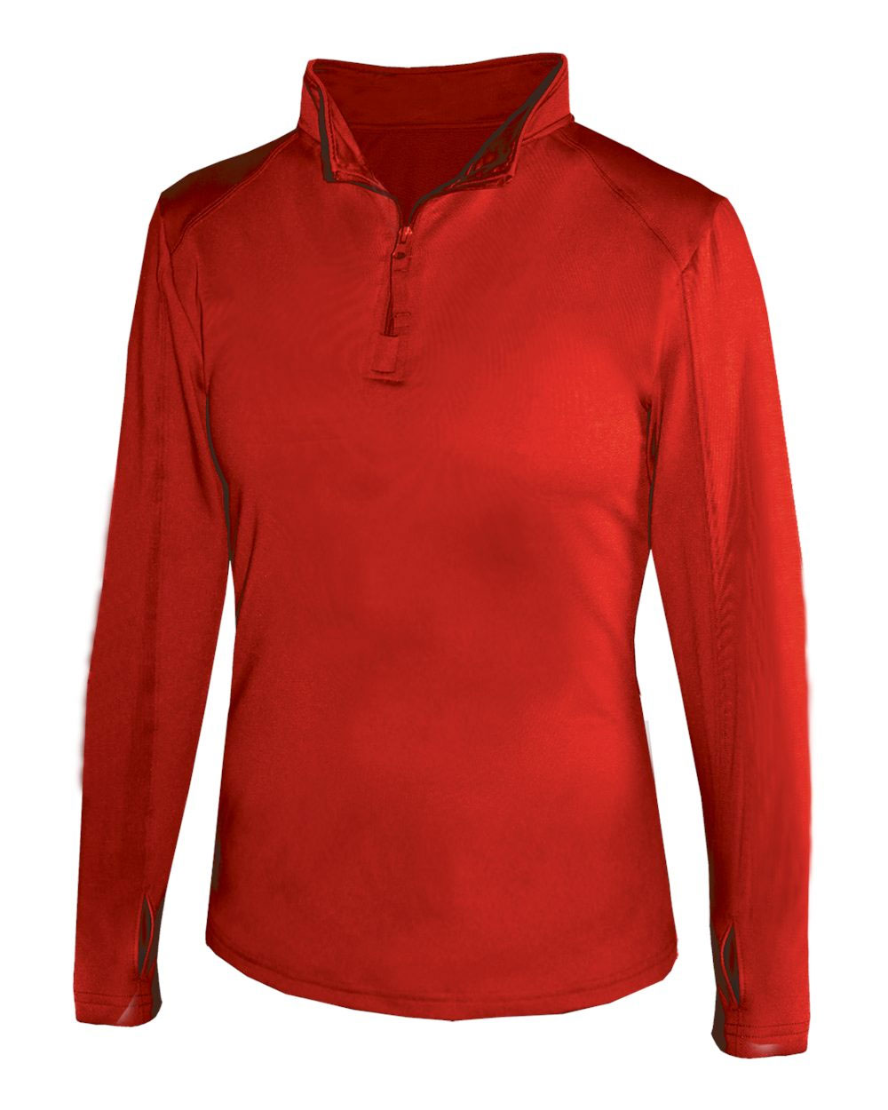 Badger Ladies Lightweight 1/4 Zip Pullover