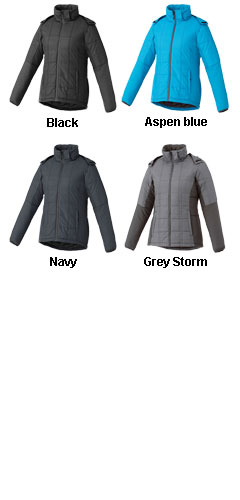 Womens Arusha Insulated Jacket - All Colors