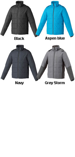 Mens Arusha Insulated Jacket - All Colors