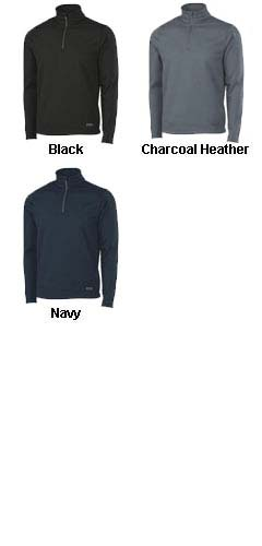 Adult Stealth Zip Pullover - All Colors