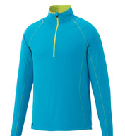 Custom Trimark Mens Knew Knit Half Zip