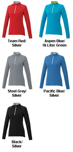 Womens Knew Knit Half Zip - All Colors