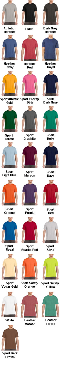 All Sport Performance T-Shirt - All Colors