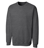 Custom Clique Mens Basic Fleece Crew