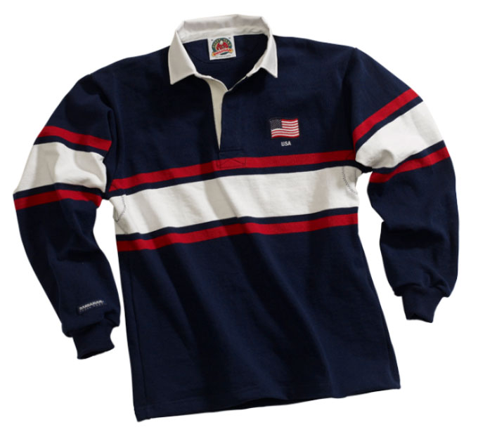 Adult World Rugby Shirts