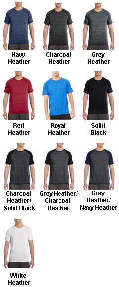 All Sport Mens Performance Triblend - All Colors