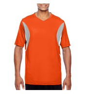 Team 365 Mens Athletic V-Neck All Sport Jersey