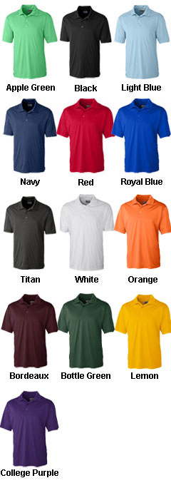 Clique Mens Parma Polo - All Colors