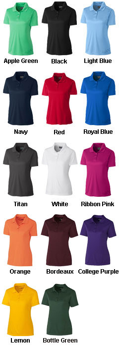 Clique Ladies Parma Polo - All Colors