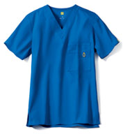 Custom WonderWink® Alpha Unisex Scrub Top