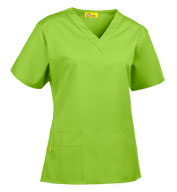 Custom WonderWink® Ladies Bravo Scrub Top