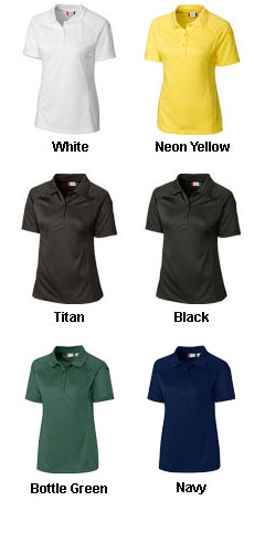 Clique Ladies Malmo Tactical Polo - All Colors