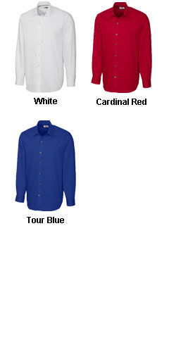 Cutter  & Buck Mens Epic Easy Care Broken Twill - All Colors