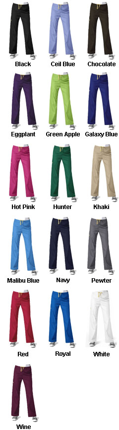 WonderWink® Unisex Sierra Scrub Pant - All Colors