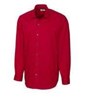 Cutter  & Buck Mens Epic Easy Care Broken Twill in Big and Tall Sizes