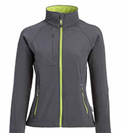 Ladies Matrix Soft Shell Jacket