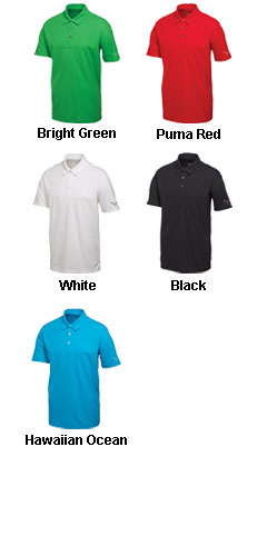 Puma Golf Mens Essential Polo - All Colors