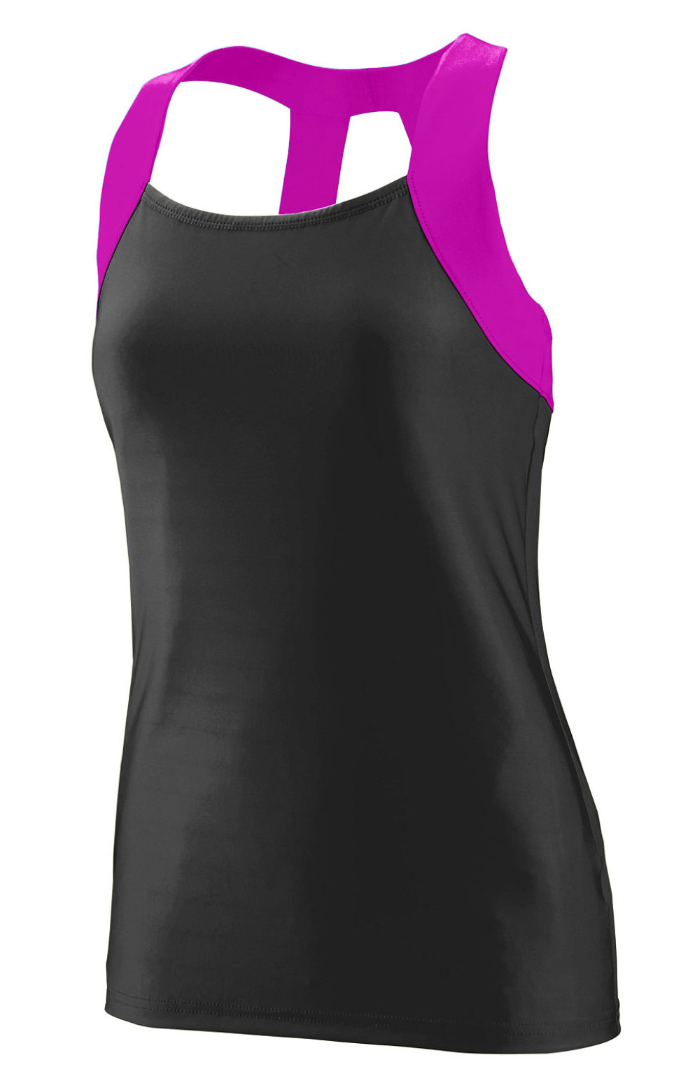 Youth Girls Jazzy Open Back Tank