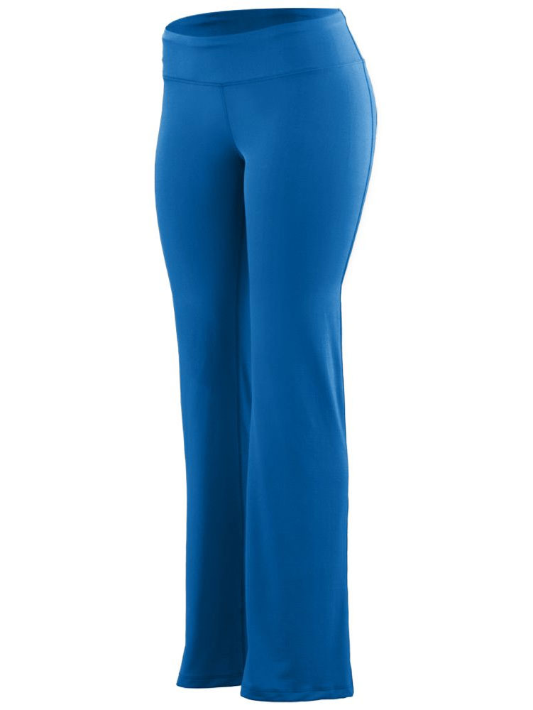 Girls Wide Waist Poly/Spandex Pant