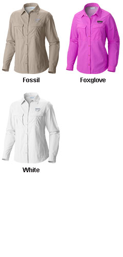 Womens Cascades Explorer ® Long Sleeve Shirt by Columbia - All Colors