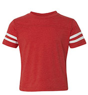 Toddler Vintage Football T-Shirt